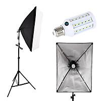 Bộ đèn studio chụp ảnh, quay phim, vlog Livestream chuyên nghiệp SEIWEI - Hàng chính hãng