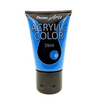 Tuýp Màu Acrylic Pentel WA2-T14 - Cerulean Blue