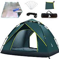 Lều Cắm Trại Tự Động Cho 3 - 4 Người BeiJiLang