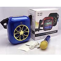 Loa bluetooth karaoke mini YS-A20