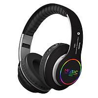 Tai Nghe Bluetooth EQ Tone Có Thể Điều Chỉnh RGB TF Và Gập Lại (15mW × 2)
