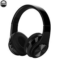 Tai Nghe Chụp Tai Bluetooth Chống Ồn GS-H3 Cao Cấp, Headphone Bluetooth Chụp Tai Có Mic Đàm Thoại Tiện Lợi, Tai Nghe Bluetooth Không Dây Pin Cực Khỏe Bluetooth 5.0 Cao Cấp - Hàng Chính Hãng