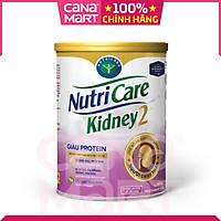 Sữa bột cho người chạy thận Nutricare Kidney 2 giảm protein & giúp cân bằng điện giải, kiểm soát đường huyết (900g)