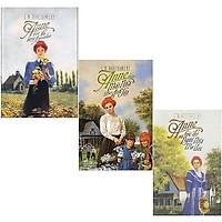 Combo Anne Tóc Đỏ Làng Avonlea + Anne Dưới Mái Nhà Bên Ánh Lửa + Anne Tóc Đỏ Và Ngôi Nhà Mơ Ước - Tặng kèm sổ tay