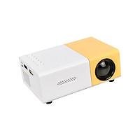 máy chiếu YG300 LED mini 1080P Full HD có remote điều khiển từ Xa