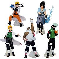 Bộ 05 Mô Hình Naruto Cao 12 cm