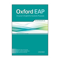 Oxford EAP: Pre-Intermediate / B1: Student's Book and DVD-ROM Pack