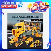 Xe tải đồ chơi an toàn  6 trong 1 đa chức năng cho bé