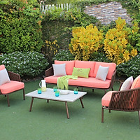 ATC Furniture- Bộ Sofa Ngoài trời Flores- RASF-192