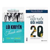 Combo Để Không Lãng Phí Tuổi 20 - Bộ Sách Cha Mẹ Khéo - Con Thành Công (Tặng kèm Bookmark PL)