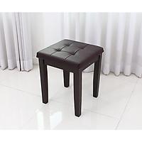 GHẾ ĐỆM BÀN TRANG ĐIỂM/ GHẾ PIANO - DRESSING STOOL - BLACK