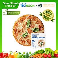 [Chỉ giao HCM] - 4P's Original Pizza Xúc Xích Salami - được bán bởi TikiNGON - Giao nhanh 3H