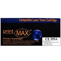 Hộp mực PrintMax dành cho máy in HP mã CE 255A  - Hàng Chính Hãng