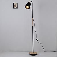 Đèn cây decor phòng làm việc cao cấp, đèn cây hiện đại