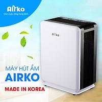 Máy hút ẩm và lọc không khí gia đình chính hãng Airko AKR-25CAE/ 26Lit/ngày (45m2)/ Màng lọc carbon hoạt tính
