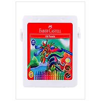 Bút Sáp Dầu-60 Màu +Chuốt Faber Castell Faber-Castell-120100