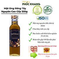 Mật ong nguyên chất hoa rừng tây bắc Phúc Khang (720GR)  - Hàng Chính Hãng - Mật ong sạch đạt chuẩn xuất khẩu