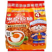 Mì trẻ em Tokyo Noodle gói 120gr (4 vắt) - Nhiều vị lựa chọn