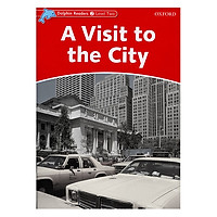 Dolphin Readers Level 2 A Visit To The City Activity Book