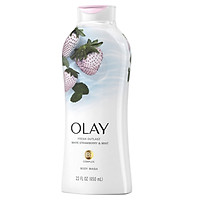 Sữa Tắm Olay Strawberry & Mint 650ml ( new )