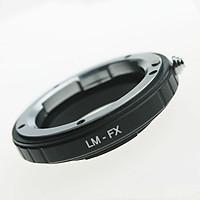 Ngàm chuyển lens Leica M - Cho Fuji Film FX Camera