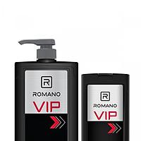 Combo: Sữa Tắm Romano VIP (650g) - Tặng Dầu Gội Romano VIP (150g)