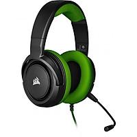 Tai nghe Corsair HS35 Stereo Green - Hàng chính hãng