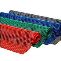 Thảm nhựa lưới chống trơn trợt - giao màu ngẫu nhiên