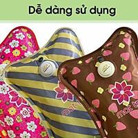 Túi chườm điện nóng lạnh đa năng Mặt trời
