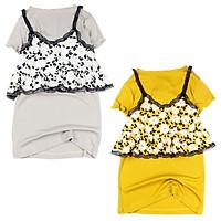 Set áo + đầm Quảng Châu cho bé gái 01839-01840(2)