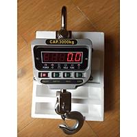 cân móc cẩu điện tử OCS bạc - (3 tấn/0.5kg-1kg)