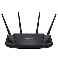 Gaming Router Wifi Asus RT-AX3000 Dual Band WiFi 6 (802.11ax) AX3000 Băng Tần Kép AiMesh AiProtection MU-MIMO OFDMA - Hàng Chính Hãng