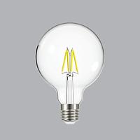 Bóng đèn LED dây tóc Edison MPE - Kiểu Globe - Ánh sáng vàng 2700K
