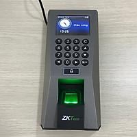 Máy chấm công kiểm soát cửa  vân tay / thẻ từ ZKTeco F18 - Hàng chính hãng