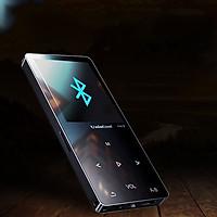 Máy nghe nhạc Bluetooth HI-FI Lossless UnisCom T580 (8G)- Hàng chính hãng