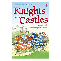 Usborne First Reading Level One: Knights and Castles