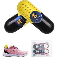 Hai viên khử mùi hôi giày và ngăn ngừa vi khuẩn gây ẩm mốc - buybox - BBPK64