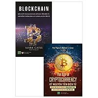 Combo Kỷ Nguyên Tiền Điện Tử - Blockchain - Bản Chất Của Blockchain, Bitcoin, Tiền Điện Tử, Hợp Đồng Thông Minh Và Tương Lai Của Tiền Tệ (Bộ 2 Cuốn)