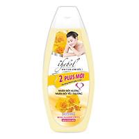 Sữa tắm thảo dược Vitamin E nước hoa 2 Plus Thebol 380g