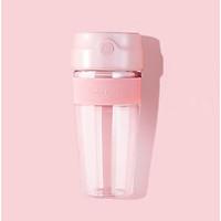 Máy xay sinh tố cầm tay mini Juice 300ml tiện dụng -màu ngẫu nhiên