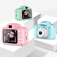 Kids Digital Video Camera Mini Rechargeable Children Camera Shockproof 8MP HD Toddler Cameras Child Camcorder