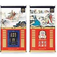 KGC Cheong Kwan Jang Lương Sâm GOOD 20 PCS 150G - 7 củ