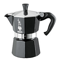 Ấm pha cà phê Bialeti Moka Express 3 TZ Nera (130Ml ) Hàng chính hãng.