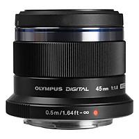 Ống Kính Olympus M.Zuiko Digital ED 45mm F1.8 (Đen) - Hàng Chính Hãng