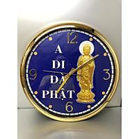 Đồng hồ treo tường Hình Phật A Di ĐÀ - TL24