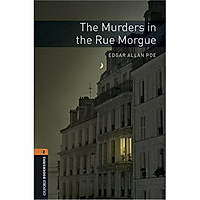 Oxford Bookworms Library (3 Ed.) 2: The Murders in the Rue Morgue MP3 Pack