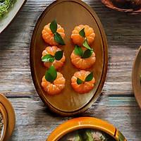 Đĩa gỗ tự nhiên nguyên khối màu nâu hình oval đựng trà bánh đồ ăn đĩa gỗ decor phụ kiện phòng ăn
