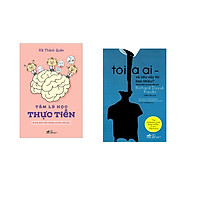 Combo 2 cuốn sách: Tâm lý học thực tiễn + Tôi là ai - và nếu vậy thì bao nhiêu?