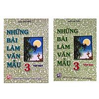 Những Bài Làm Văn Mẫu Lớp 3 tập 1 + 2