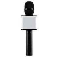 Micro Karaoke Không Dây Bluetooth Kiêm Loa Nghe Nhạc 08 Auth 3 Trong 1 - Màu Ngẫu Nhiên ( Vàng, Trắng, Đen)